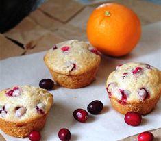 Kitchen Grrrls.: Orange Cranberry Muffins