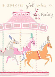 Birthday Card (Dawn Bishop for M&S)