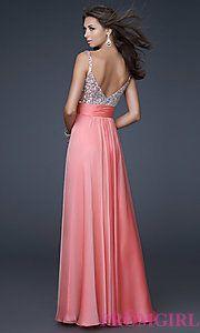 Buy Gorgeous La Femme Prom Dress at PromGirl