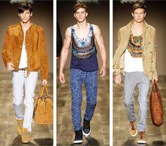 Bohemian Fashion Men Ideas