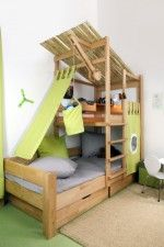 brunos treehouse bed