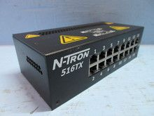 N-Tron 516TX Industrial Ethernet Switch 16 Port (TK2190-2). See more pictures details at http://ift.tt/2cwIzUy
