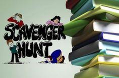 My partner Jeff's Spring Scavenger Hunt for Business