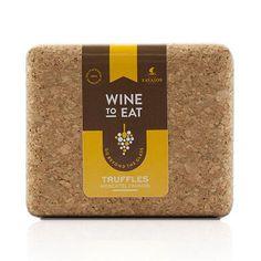 Trufas de Chocolate / Moscatel - Wine to Eat