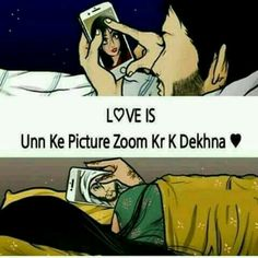 me to zoom krke kuch aur krtaa ho🙈🙈🙈🙈💏💙❤ True Love Quotes, Bff Quotes, Girly Quotes, Crush Quotes, Attitude Quotes, Husband Quotes, Hindi Quotes, Poetry Feelings, True Feelings
