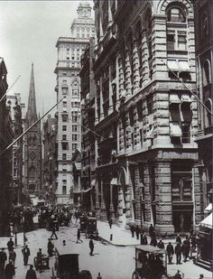 Rare Photos of New York City in the 1890s