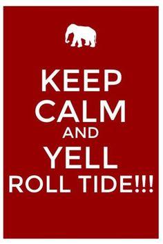ROLL TIDE YALL!!!!!!!!!!!!!!!!!!!!!