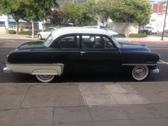 1953 Plymouth Cranbrook for Sale
