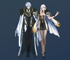 azsurance:    azsurance:  Winds of Fate II - Level... - The Art of Aion Online