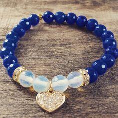 Merci Maman de la boutique LoveLoveLoveBoutique sur Etsy Le Jade, Beaded Bracelets, Articles, Boutique, Etsy, Jewelry, Thank You Mom, Jewlery, Jewels