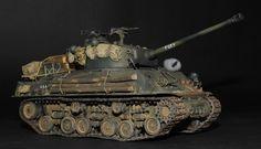 (Order) Tamiya 35346 Fury Tank Easy Eight Sherman Pro Built Model Plastic Model Kits, Plastic Models, Tank Fury, Us Armor, Camouflage Colors, Tank Armor, Sherman Tank, War Thunder, Model Tanks