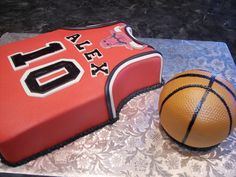 When it comes to basketball themed cakes, there is no shortage of choices – with the use of the ball, basketball jersey, team logo, basketball court or the replica of your favorite player. Description from littlebcakes.com. I searched for this on bing.com/images