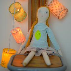 rag doll by minina loves Kids Room, Creatures, Dolls, Baby, Handmade, Home Decor, Homemade Home Decor, Nurseries, Puppet