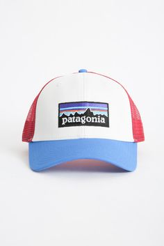 2f96b5898a9d Patagonia Menâs P6 Trucker Hat Mens Outdoor Fashion, Patagonia Hat, Glitz  And Glam,