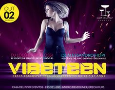 """Check out new work on my @Behance portfolio: """"Party Flyer - Vibeteen 6 edições"""" http://be.net/gallery/49739975/Party-Flyer-Vibeteen-6-edicoes"""