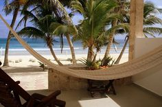 Cabanas Tulum... Experience the perfect combination of relaxation & tranquility on beautiful Tulum beach.