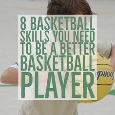 8 Basketball Skills You Need To Be A Better Basketball Player Basketball Court Layout, Basketball Skills, Basketball Games, Basketball Players, Easy Shots, Free Throw, Things That Bounce, How To Become, Drills