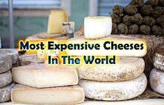 Most Expensive Cheeses In The World https://finehighliving.com/most-expensive-cheeses-in-the-world/