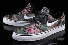 nike zoom stefan janoski digi floral 5 Nike Stefan Janoski Digi Floral Available