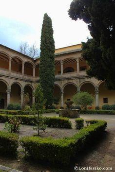 Monasterio de Yuste (retiro de  Carlos V) Extremadura   Spain