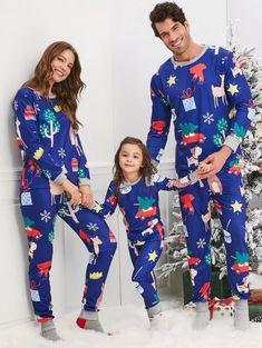 Classical Family Christmas Pajamas Red Green Stripe Romper Jumpsuit Men Sleepwear Women Nightwear Christmas Baby Cloth New Year Good Taste Mother & Kids
