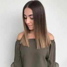 107 Likes, 4 Comments - Perth Hair Colour Specialists ( on In. 107 Likes, 4 Com Short Straight Hair, Straight Hairstyles, Hair Inspo, Hair Inspiration, Medium Hair Styles, Curly Hair Styles, Hair Color And Cut, Hair Colour, Brown Blonde Hair