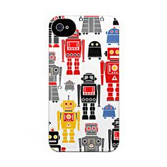 Robots Are Cool  from Sodacase on Wittlebee  http://wittlebee.com/oo/robots-are-cool-phone-case/sodacase/