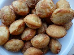 Cakeballetjes met appel en kaneel
