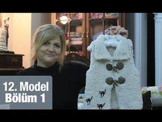 12. Model (1/4) ● Örgü Modelleri - YouTube