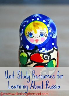 Are you Studying Russia?  Check out the great unit study @Leah_courtney @lcoutneymom #homeschool #unitstudies #country