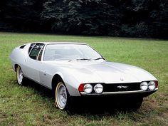 Jaguar Pirana Concept (Bertone) (1967)