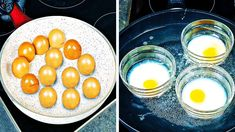 Ways To Cook Eggs, Face Care Tips, Pickled Eggs, Cake Decorating Videos, Egg Rolls, Breakfast Dishes, Food Hacks, Food Videos, Great Recipes