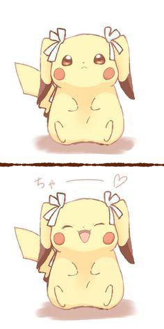 Pikachu Sad Moment