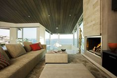 Contemporary Family Room - contemporary - family room - los angeles