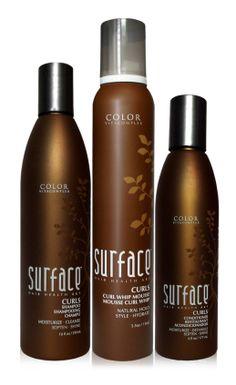 Surface Curls!