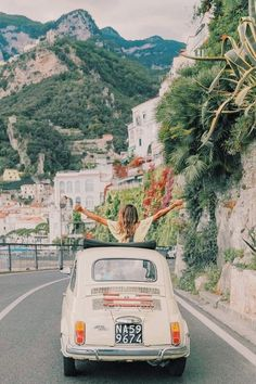 let's explore the world darling. / ph by my sweet Lucy Rose Laucht let's explore the world darling. / ph by my sweet Lucy Rose Laucht Oh The Places You'll Go, Places To Travel, Travel Destinations, Adventure Awaits, Adventure Travel, Destination Voyage, I Want To Travel, Amalfi Coast, Amalfi Italy