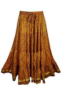 Mogul Womens Maxi Skirts Bellydance Recycled Vintage Sari... https://www.amazon.com/dp/B075HF9767/ref=cm_sw_r_pi_dp_x_bPBXzbSEZPE2C