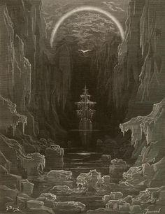 The ice was here, the ice was there. The ice was all around - Paul Gustave Dore