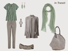 The Vivienne Files: Start With Art: Perilpheral Vision 2 by Elis Cooke, or How to Pack for a Casual Vacation in France