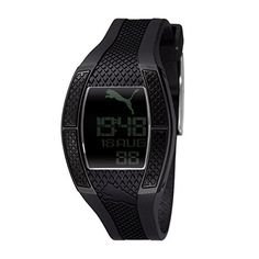 Puma Ladies Digital Casual Quartz Watch Imported PU910432001 ** More info could be found at the image url.Note:It is affiliate link to Amazon.