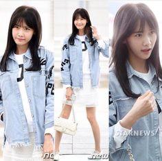 snsd gg girls generation 2015 airport fashion Yoona