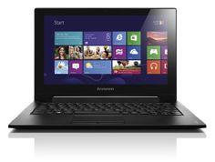 Lenovo IdeaPad S210 59387503 11.6-Inch Touchscreen Laptop (Black)