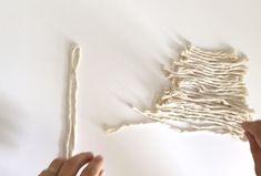 [Tuto gratuit] Faire une feuille en macramé / La tortue fait maison - Tutos de Macramé à télécharger Crochet, Macrame, Feather, Creations, Deco, Amigurumi, Manualidades, Diy Crafts, Making A Bow