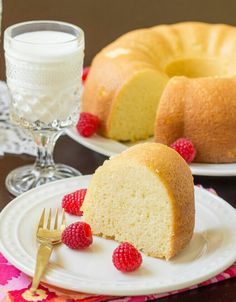HOT MILK CAKE RECIPE .