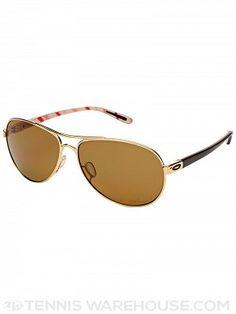 ec9e142ffb Oakley Feedback Women s Sunglasses Gold Brnz Polariz Women s Sunglasses