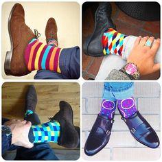Desirable fashion with Soxy Socks.