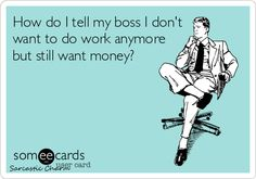 FOR REAL!! So sick of this stupid desk job.. I thought it would be better but I dig Home Depot way more.