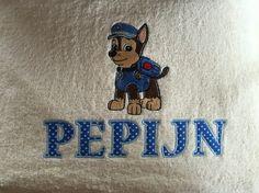 Paw patrol applique