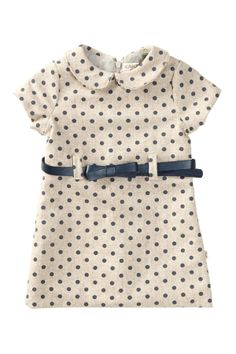 Perfume Polka Dot Dress (Baby, Toddlers, & Little Girls)//