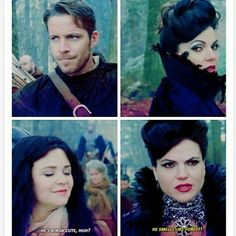 #OutlawQueen #OUAT